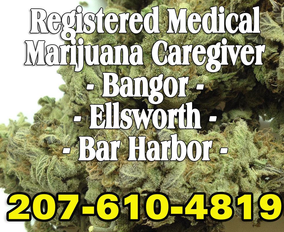 medical marijuana delivery in Bar Harbor and Ellsworth