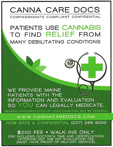 Bangor Medical Marijuana
